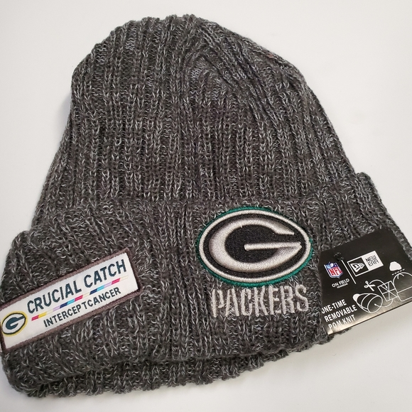 New Era Accessories Greenbay Packers Nwt Beanie Poshmark